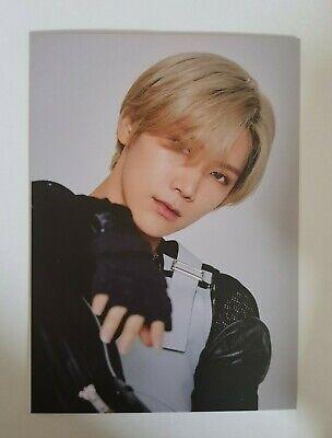 K-POP WayV TEN Official Postcard - Official Beyond LIVE Beyond the Vision