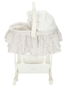 GUC safety first baby bassinet crib