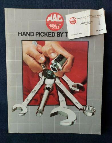 1983 Mac Tools Catalog MT983CAT