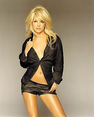 Britney Spears Unsigned 8x10 Photo (139)