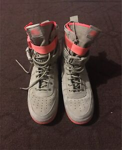 Nike Air Force 1; men's size 10