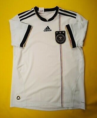 2812a8c3158 4.9 5 Germany soccer kids jersey 13-14 years 2010 2012 home shirt Adidas  ig93