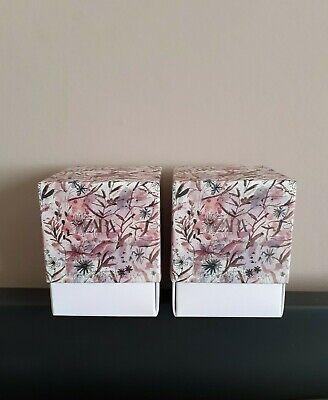 2 x Zara Violet Blossom 100ml Eau De Parfum