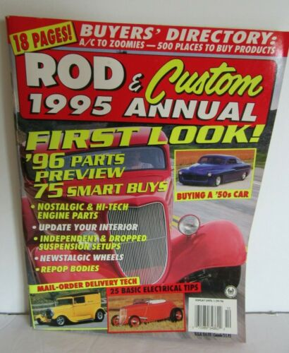 1995 Annual Rod & Custom Magazine