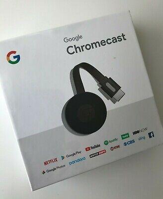 ~BRAND NEW~Google Chromecast 2 (2nd Generation) 1080P HD Media Streamer