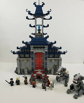LEGO Ninjago Movie Temple of The Ultimate Weapon (70617)