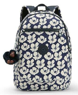 Kipling CLAS CHALLENGER Medium Backpack - Bold Flower