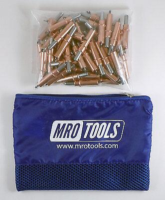 50 18 Cleco Sheet Metal Fasteners W Mesh Carry Bag K2s50-18