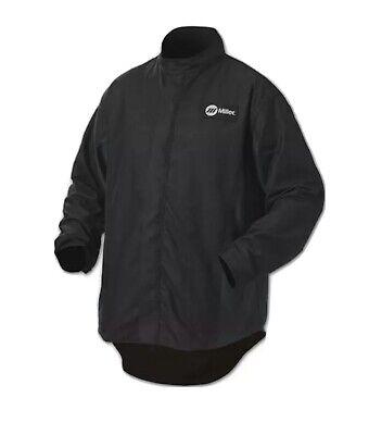 Miller 247116 Weldx Welding Jacket Size Xxl