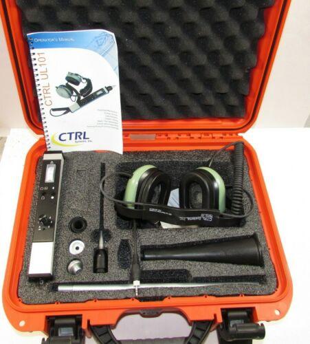 CTRL UL101 Ultrasonic Leak Detection Full Kit -very lightly used-