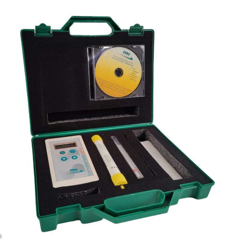 PPM Technologies Formaldemeter HTV-M Handheld Measuring Laboratory Equipment