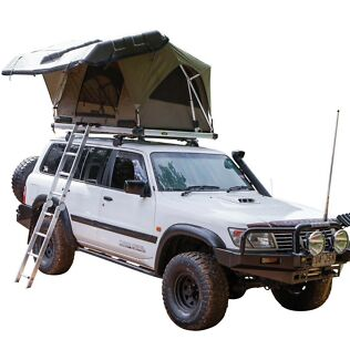 XTM Automatic Hard Top Rooftop Tent