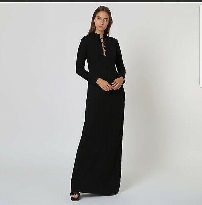 vestido intropia lana merino dress abito talla xs
