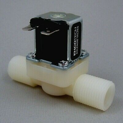 12 12vdc Normally Closed Electric Solenoid Valve No 12-volt Dc Water