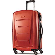 """Samsonite Winfield 2 Fashion HS Spinner 24"""" - Orange"""