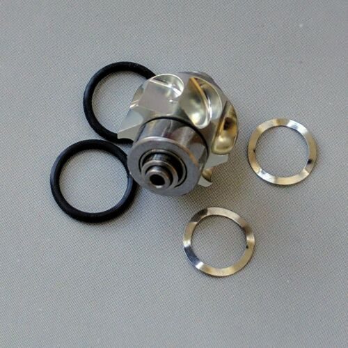 Ceramic Dental Turbine for W&H Synea TA98LED Handpiece, 90 Day Warranty