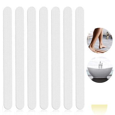 24PCs Bath Tub Shower Stickers Anti Slip Grip Strips Non-Slip Safety Floor Tread