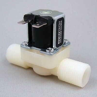 12 12vdc Normally Open Electric Solenoid Valve No 12-volt Dc Water