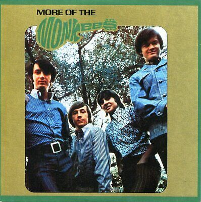 SELTENE CD der MONKEES mit dem Album
