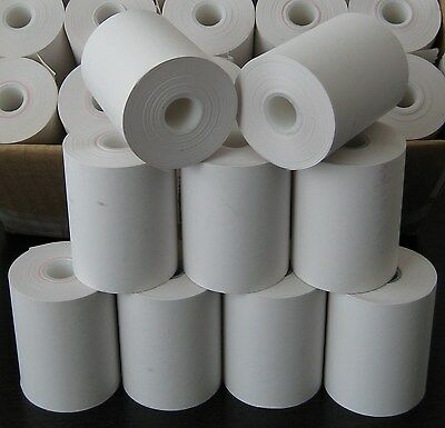 """2-1/4"""" x 85' PoS THERMAL RECEIPT PAPER - 50 NEW ROLLS  ** FREE SHIPPING ** on Rummage"""