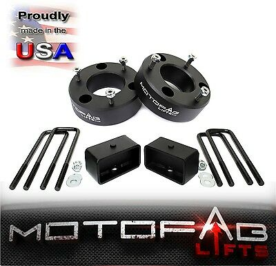 """3"""" Front and 2"""" Rear Leveling lift kit for 2007-2019 Chevy Silverado Sierra GMC"""