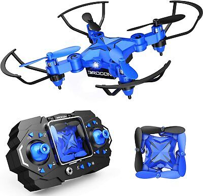 DROCON Mini Drone for Kids, Scouter Foldable Beginner drone with Altitude Hold/3