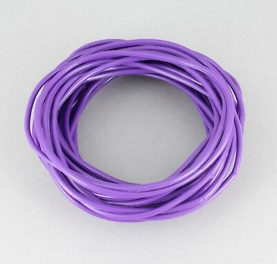 Purple set pack lot of 30 jelly rubber gummy bangle bracelet 80s - 80s Jelly Bracelets