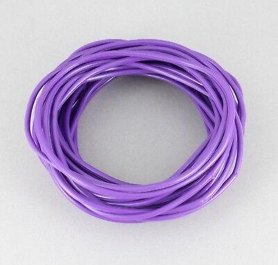 Purple set pack lot of 30 jelly rubber gummy bangle bracelet 80s style](80s Jelly Bracelets)