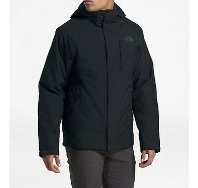 NWT The North Face Mens Coat Parka Black Out Arrow Tri-Jacket Triclimate XL Tall