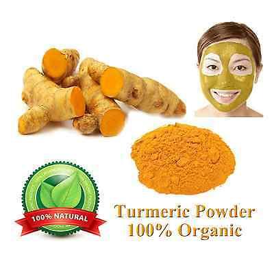 Turmeric Powder For Face Mask Refreshing Skin Brightening Smooth ...