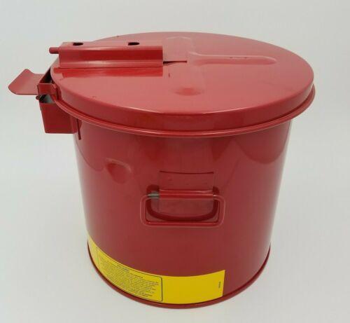 JUSTRITE Cleaning Tank 3.5 Gallons Parts Cleaner DIP TANK P/N 27603 NIB