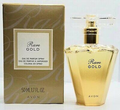 Avon RARE GOLD Eau de Parfum Spray  1.7 Fl. Oz. 50ml