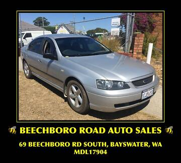 2004 FORD FALCON BA CLASSIC 4.0LT AUTO SEDAN ( A1 CONDITION ) Bayswater Bayswater Area Preview