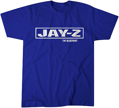 Jay Z The Blueprint Promo T Shirt   Classic Hip Hop   Roc A Fella
