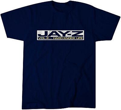 Jay Z Hard Knock Life Promo T Shirt   Classic Hip Hop   Roc A Fella