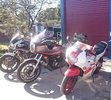 1988 Honda CBR 600 - Registered and RCW - Fast Reliable Broadbeach Waters Gold Coast City Preview