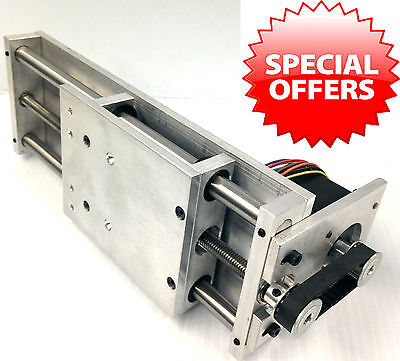 Z Axis Slide 5-6 Travel Belt Coupled Cnc Router3d Printerplasma Xcarve