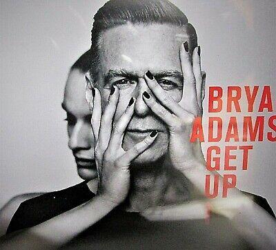 BRYAN ADAMS GET UP NEW! CD 2015, 13 TRACKS , Brand New Day, Bonus Acoustic Rare