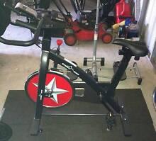 Gym Exerzise Bike Kearneys Spring Toowoomba City Preview
