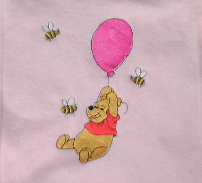 DISNEY PES WINNIE THE POOH EMBROIDERY DESIGNS  FOR BROTHER MACHINE.CD.2,500 FILE