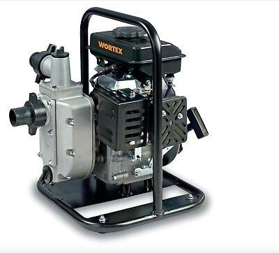 Power Pump 4T A Petrol Self-Priming Portable Aluminium WORTEX Lw 40 2,5 HP