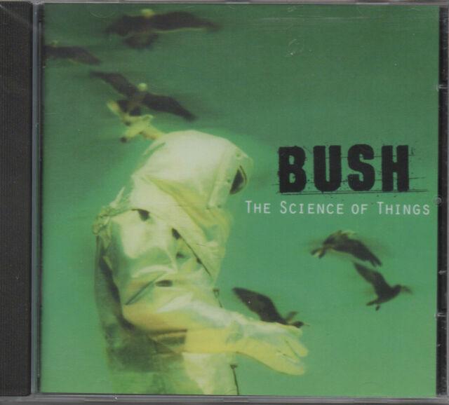 The Science of Things von Bush CD  Neu!