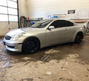 G35 coupe 6MT
