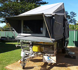 Camper Trailer Toowoomba Toowoomba City Preview