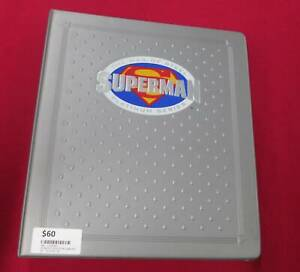 SUPERMAN THE MAN OF STEEL PLATINUM SERIES COLLECTOR CARDS Miller Liverpool Area Preview