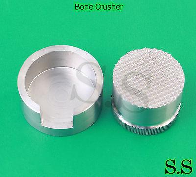 Large Bone Crusher 40mm Mill Implant Grafting Dental