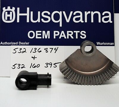 OEM HUSQVARNA 532136874 & 532160395 STEERING PARTS  also fit