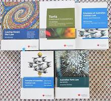 First year law books for SALE Darwin CBD Darwin City Preview