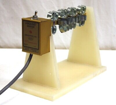 Labquake 400110 14 Place Shaker Rotisserie Rotary Agitator 8rpm Tested.