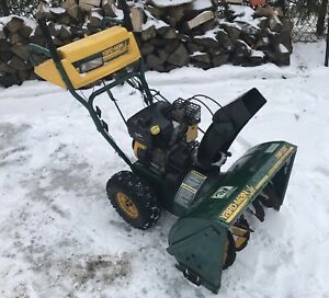 """*** New price***  MTD snowblower. 7hp 25"""" Auger.  All tuned up."""